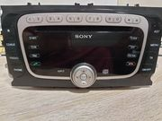 Ford Mondeo Sony CD Autoradio