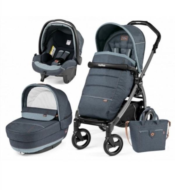 peg p rego kombi kinderwagen gebraucht kaufen nur 2 st bis 75 g nstiger. Black Bedroom Furniture Sets. Home Design Ideas