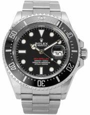 Rolex Sea-Dweller 126600 Stahl Uhr