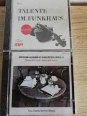 KLASSIK CDs 2 Stk OVP