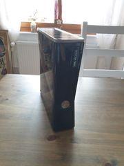 Xbox 360 250Gb hochglanz schwarz