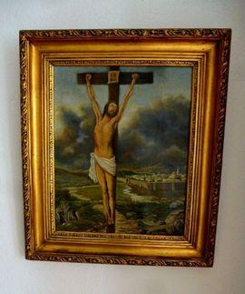6 x Religiös uralt Kreuz: Kleinanzeigen aus Limburg Limburg an der Lahn - Rubrik Kunst, Gemälde, Plastik