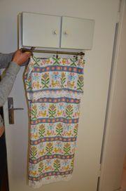 Handtuchschränkchen 3 Haken Klassiker der