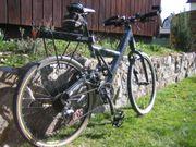 Mountain-Bike Cannondale