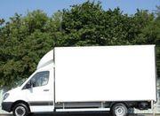 LKW-Fahrer gesucht