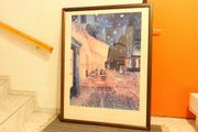 Vicent van Gogh - Caféterrasse am