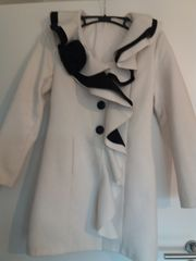 Damen Mantel Gr 36-38