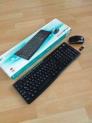 Logitech mk 260 Tastatur mit