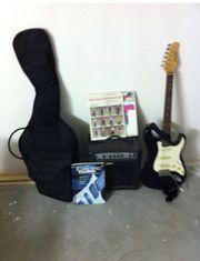 Gitarren-Einsteiger Set