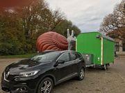 Imbiss Foodtrailer Bauwagen
