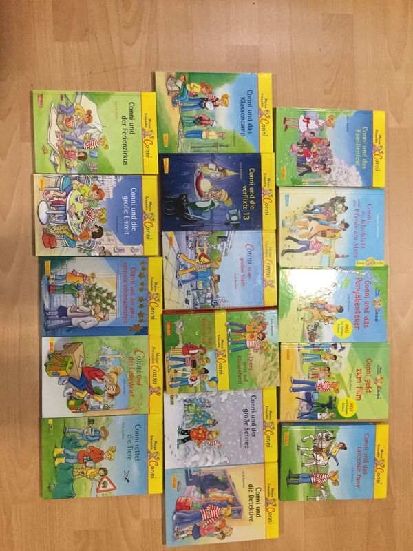 Conni Bücher 16 Stück Hardcover