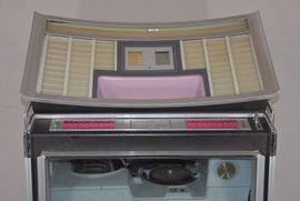 Spiele, Automaten - Jukebox Rock-Ola Modell 404 Capri