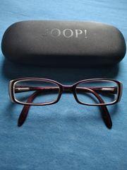 Brillengestell mit neuen Gläsern Joop