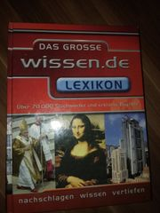 Das grosse Wissen de Lexikon