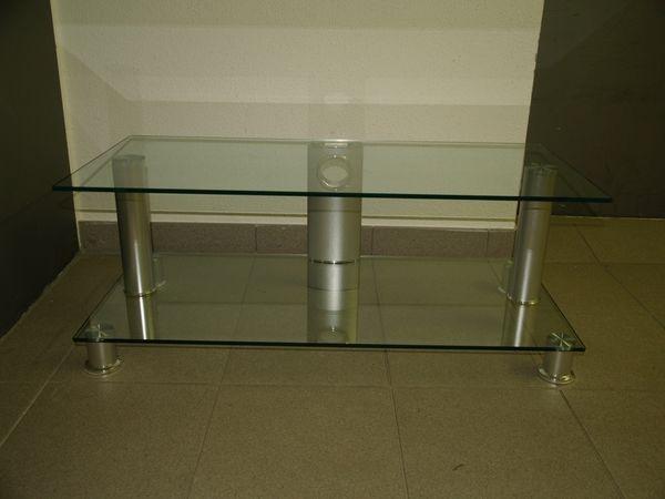 fernsehtisch aus glas ankauf und verkauf anzeigen billiger preis. Black Bedroom Furniture Sets. Home Design Ideas