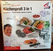 Kuechenmaschine Gourmetmaxx