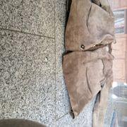 Trachtenjacke aus Wildleder Größe 46