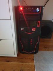 Gaming PC mit 42 Zoll