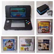 NEW Nintendo 3DS 4 Spiele
