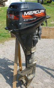 Mercury Außenbordmotor 9 9 PS