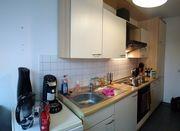 Voll funktionsfähige Küche