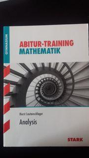 Abitur-Training Mathematik Analysis Stark Verlag