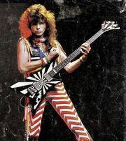 Bassist gesucht für Glam Metal