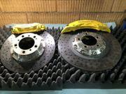 Porsche Ceramic Brake Kit