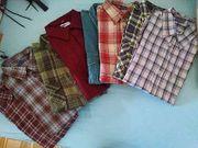 8 Herren-Hemden Gr XL