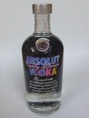 Absolut Vodka Andy Warhol Flasche