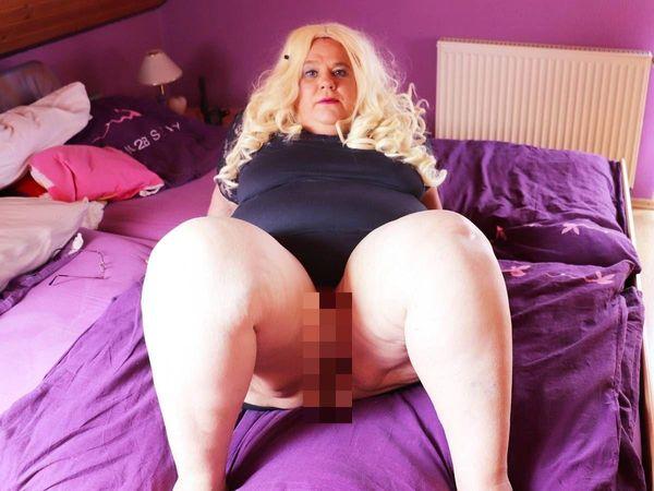 Erotikbombe - 150 Kilo Sexpower bringen