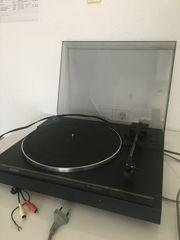 Plattenspieler von Yamaha P-220 defekt