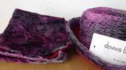 TOP moderner Hut Schal von
