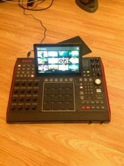 AKAI MPC X Groovebox Sampler