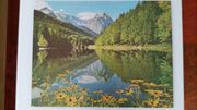 1000 Teile Puzzle Zugspitze