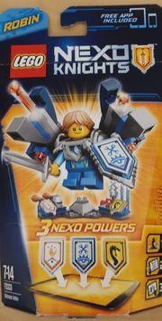 Lego Nexo Knight Robin 70333