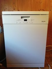 Miele Stand Spülmaschine