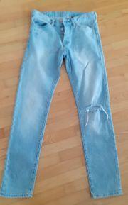 Herren Jungen Jeans