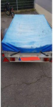KOCH-Anhänger U600 ALU mit Rampen