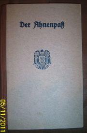 Ahnenpass Vetter Kirner aus Wien
