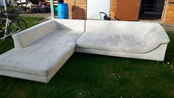 Couch Couchgarnitur