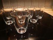 Gläser zu verkaufen