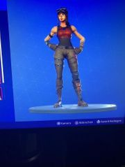 Renegade raider og account
