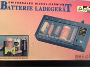Batterie Ladegerät universal