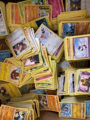 Ca 1200 Pokemon Karten