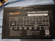Defekt Be Quiet Netzteil Pure