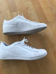 Weiße Sneaker von Puma Gr