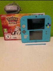 Nintendo 2DS Pokemon Sonne Edt