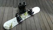 Head Snowboard Burton Snowboardschuhe