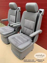 VW T5 Multivan Sitze Einzelsitz